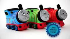 Thomas and Friends Large Talking Thomas Soft Toy Blue,Red,Green