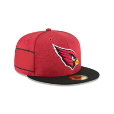 New Era NFL ARIZONA CARDINALS Authentic 2018 Sideline 59FIFTY Home Cap NEU/OVP