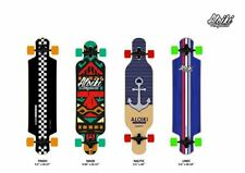 Aloiki / Aloha Longboard Drop-Through / Canard Pilet / Kicktail Versch.modelle