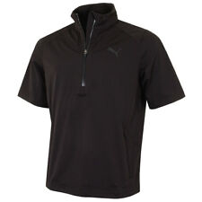 Puma Golf Hombre Manga Corta Impermeable Stormcell Lluvia Popover 48% sin Mangas