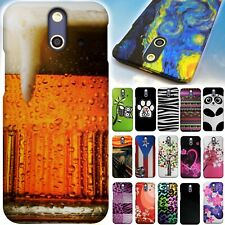 Unique Design Slim Hard Protective Shell Phone Cover Case for HTC One (E8)