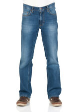Mustang Herren Jeans Big Sur - Regular Fit  - Blau - Blue Denim