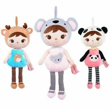50CM Metoo Angela Girl Plush Doll Toys Babies Soft Cartoon Stuffed Plush Toy