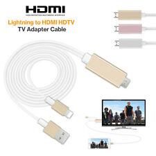 8 Pin 2M Relámpago Cable a HDMI TV AV HD Adaptador iPad iPhone6 6S 6Plus Popular