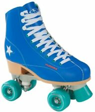 Hudora Patines Scooter Disco Talla 35-43 Azul/Verde Scooter Patines Patines