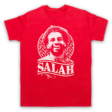 LIVERPOOL UNOFFICIAL MOHAMED MO SALAH TRIBUTE EGYPT ADULTS & KIDS T-SHIRT