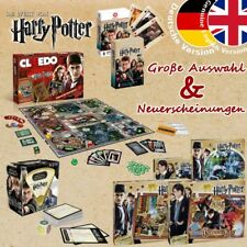 Harry Potter Jeu de Société Puzzle Cartes Quiz Trivial Pursuit Cluedo Neuf