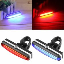HOT!! USB Rechargeable LED Bike Bicycle Cycling Front Rear Tail Light Headlight