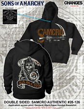 Sons Of Anarchy Soa Samcro Establecido 1967 Segador Calavera Motero Club