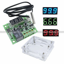 -50~110°C W1209 DC 12V Digital Thermostat Temperature Control Switch Sensor C