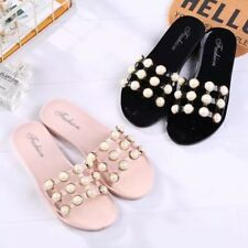 Size 37-40 Mesh Shoes Flat Sole Slippers Ladies Women Polyurethane+PVC Summer