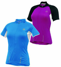 Dare2b Abscond Womens Cycle Jersey Cycling Top T-Shirt 3/4 Zip