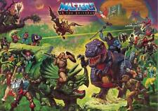 POSTER HE MAN AND THE MASTERS OF THE UNIVERSE GRANDE #8