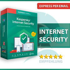 Kaspersky Internet Security 19 (2019) (Windows, Mac, Android) Upgrade-Version