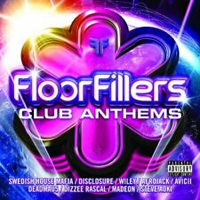 Various Artists - Floorfillers Club Anthems - Various Artists CD O8VG The Cheap