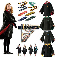 Halloween Harry Potter Cape Cosplay College Adult Kids Cloak Robe Shawl Costume