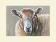 Louise Brown Wildlife Farmyard Animals Unframed & Mounted Art Prints 35 Options