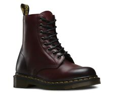DR. MARTENS Pascal Boot cherry red Boots Stiefel Schuhe Lifestle bordeaux ...