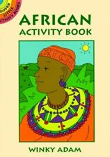 African Activity Book (Dover Little Activity Books) by Adam, Winky Paperback The