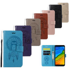 Special 3D Pattern Magnetic Leather Card Wallet Flip Stand Case Cover for Xiaomi