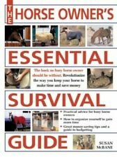 The Horse Owner's Essential Survival Guide by McBane, Susan Hardback Book The