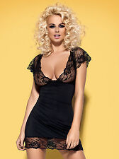 Sexy ღ lingerie Obsessive,Imperia Chemise & Thong Night Dress  ღ S/M, L/XL ,XXL