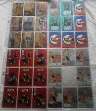 Pepsi Cola All Series Special Insert Foil Trading Cards: Choose from a Selection