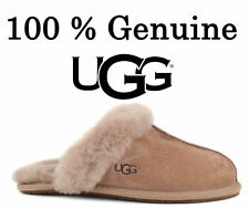 UGG - SCUFFETTES - FAWN (Light Pink) - GENUINE SHEEPSKIN SLIPPERS