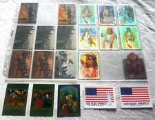 Civil War & World History  Special Insert Trading Cards: Choose from a Selection