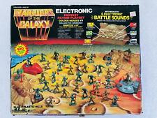 RARE Vintage 1983 Warriors of the Galaxy Fantasy Action Electronic Play Set NEW