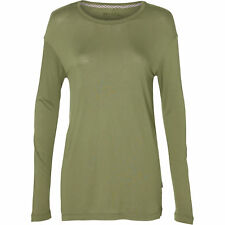 O'Neill Camiseta Manga Larga Essentials Winter Camiseta Verde Oscuro