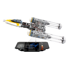 Display stand for LEGO Star Wars: UCS Y-Wing (75181)