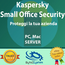 Kaspersky Small Office Security 2019 (5,10,20,25 Device + 1,2,3 Server) ESD NEW