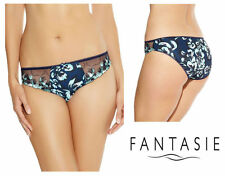 Fantasie Joanna Brief Knickers Pant 9175 Aquamarine Blue * New Womens Lingerie
