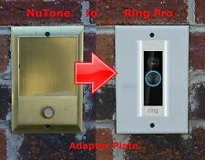 Ring PRO Doorbell adapter plate Nutone and M&S intercom systems