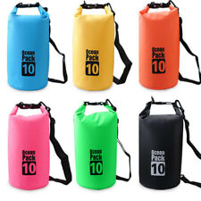 Dry Bag Snow Rain Camping Waterproof Floating Kayaking Hiking Stores Swimming