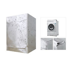 Washing Machine Cover Waterproof Protective Cover For Front Load Washer/Dryer