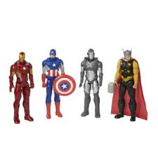 Marvel Avengers Titanium Hero Action Figure (Motif Selection) from 4 Years