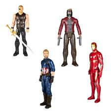 Marvel Avengers Titanium Hero Power Fx Figurine Motif Selection from 4 Years