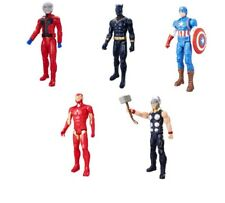 Marvel Avengers Titanium Hero Play Figures Hasbro B6660 Action Figures since 4 J