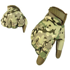 Full Finger Airsoft Paintball Armed Gloves Men Touch Screen Tactical Gloves