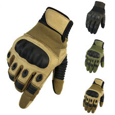 Tactical Military Gloves Army Paintball Airsoft Touch Screen Full Finger Gloves