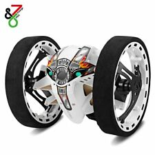 New RC Car Bounce Car Remote Control Toys RC Robot 80cm High Jumping Car Radio