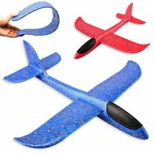 EPP Foam Hand Throw Airplane Outdoor Launch Glider Plane Kids Gift Toy 48CM