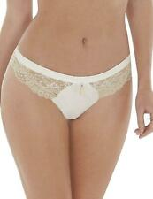 Charnos Lingerie Bailey Thong 1551180 Ivory