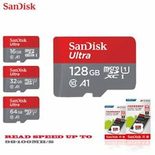 SanDisk micro sd 128 gb 64 gb 32 gb 16 gb 98 mb/s TF usb flash carte mémoire