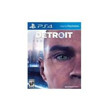 NEW Detroit Become Human  PS4 Software Sony PlayStation 3001887