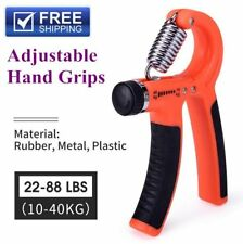 Suitable Hand Power Grip Hand Exerciser Gripper 10-40 KG for Wrist Forearm Y9