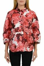 "Moncler ""Nika Cole Giubbotto"" Gamme Rouge Multi-Color Floral Jacket Sz 0 1 2"