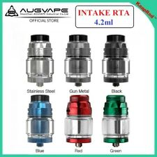 Original Augvaape² INTAKE RTA² T ank 4.2ml with Single Coiil 810 Delrin 24mm